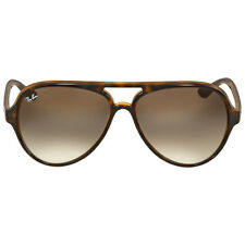 Ray Ban Cats 5000 Classic Tortoise Aviator Sunglasses