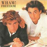 "Wham! Freedom 7"" Single Vinyl Schallplatte 34272"