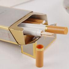 2pcs/set Portable Cigarette Shaped Secret Stash ToothPick Case Box Holder Travel