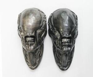 1 Giger Alien Hellraiser catilano Custom Sculpture Statue bust wall hanger rare
