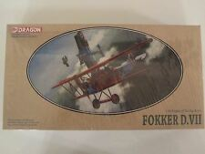 Dragon 1/48 Fokker Dr.VIII - Knights of the Sky Collection Model Kit WWI