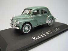 RBA Renault 4 CV 4CV - IXO 1/43 cochesaescala