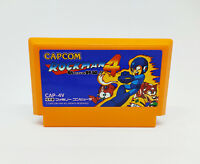 Famicom Family Game - Rockman 4 1991 Capcom - Patrone Version Japan