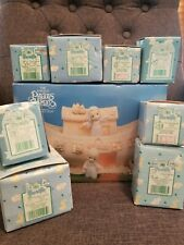 Precious Moments - Used Noah's Ark set with 8 animal pairs - Excellent condition