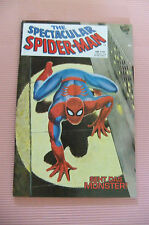9.0 Vf/Nm The Spectacular Spider-Man # 1 German Euro Variant Wp
