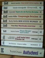 10 x - Erfahrungen Frauen Bastei Lübbe - Bücherpaket Sammlung Konvolut Nr. 4