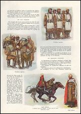 Doc.Ancien Les Troupes Coloniales  La Coloniale Spahi ,  indochinois  1932 -1i