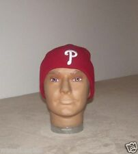 Philadelphia Phillies Winter Hat Knit Hat MLB Baseball New FREE SHIPPING