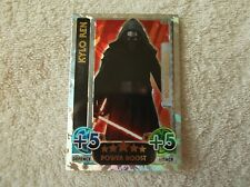 """Topps - Star Wars Force Attax """"KYLO REN"""" #LESB Limited Edition Card"""