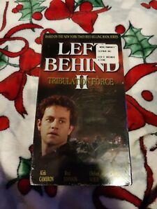 Left Behind II: Tribulation Force (VHS, 2004, English language version) NEW 5.1
