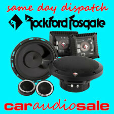 "ROCKFORD FOSGATE T1650-S 6.5"" 16.5CM POWER T1 SERIES COMPONENT SPEAKERS SYSTEM"