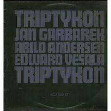 Jan Garbarek / Arild Andersen / Edward Vesala Lp Vinile Triptykon / ECM Nuovo