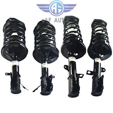 Complete Struts Shocks & Coil Springs w/ Mounts For 1993-2002 Toyota Corolla