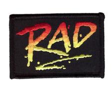 "3 x 2"" Rad BMX Extreme Sports Tactical Morale Patch"