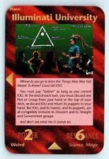 Illuminati New World Order INWO Assassins NWO Illuminati University Ultra-Rare