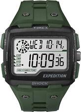 TIMEX TW4B02600 GRID SHOCK OROLOGIO UOMO DIGITALE VERDE LISTINO 89€ SOTTOCOSTO