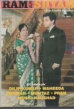 Ram Aur shyam - Dilip Kumar, waheeda  [Dvd] 1 st Edition Baba Released
