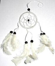 CAPTEUR/ATTRAPEUR DE REVE/DREAM CATCHER COUNTRY Blanc dreamcatcher white