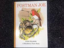 Postman Joe  jane pilgrim BLACKBERRY FARM book vintage childrens hardcover