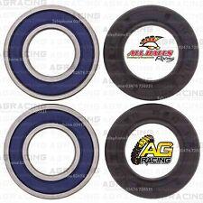 All Balls Front Wheel Bearings & Seals Kit For Kawasaki Z 750 (Euro) 2004 04