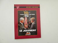 XIII TREIZE T12 TTBE EDITION PUBLICITAIRE CARTONNE SCHWEPPES 4 PAGES SUPPL