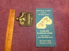RSROA 1956 Vintage Key Holder Roller Skating Advertising