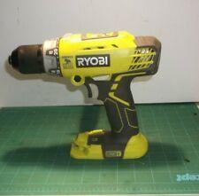 P214 Ryobi 18V 1/2 Inch Hammer Drill Tool Only