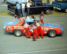 "Richard Petty Crew 1976 STP Dodge Charger Winston Cup Daytona 500 8""x10"" Photo 5"