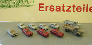 ( H7 / 25 ) MÄRKLIN AUTOS 860 FORD 12 M MAGIRUS DKW 1953 - 54 Sammlung  ( k1 )