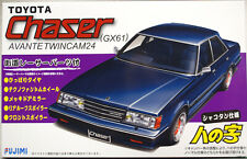 Fujimi 037622 1980 Toyota Chaser Avante Twincam 24 GX 61 JDM 1:24