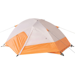 Ozark Trail 2-Person Backpacking Tent, with 2 Vestibules and Full Fly W947 (NEW)