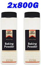 Chef William of Baking Powder 2x800g