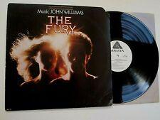 THE FURY SOUNDTRACK LP VINYL John Williams Rare Promo OST De Palma Horror Film