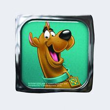 Hanna-Barbera Scooby-Doo Character Face Image Decorative Visor Clip, NEW UNUSED