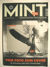 MINT MAGAZIN # 27 VOM FOTO ZUM COVER STEPHEN MALKMUS SAMPLES KOPFHÖRER SPECIAL