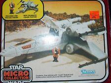 $~VTG~1977~1982~Kenner~Star~Wars~Micro~collection~X-Wing~Fighter~luke~skywalker~