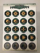 Shadow War Armageddon bonus promo tokens NEW warhammer 40k