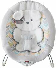 New Opened Fisher-Price Deluxe Bouncer Sweet Dreams Snugapuppy (Missing 1 Piece)