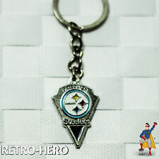 Pittsburgh Steelers PORTACHIAVI KEYCHAIN Super Bowl NFL American Football