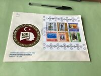 Turkey The Birth Centenary of Ataturk 1981  stamps FDC Cover  52065