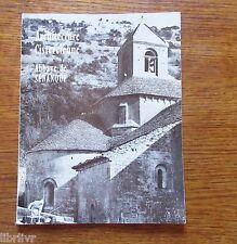 Architecture médiévale cistercienne ABBAYE DE SENANQUE