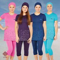 AlHamra Teenage Girls Modest Burkini Swimwear Swimsuit Muslim Islamic - AL0161