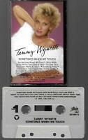 Sometimes When We Touch by Tammy Wynette (Cassette, Columbia (USA))