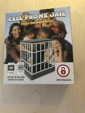 Cell Phone Jail With Padlock