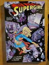 Supergirl v3 Ghosts of Krypton excellent condition