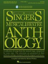 The Singer's Musical Theatre Anthology - Volume 7 Tenor Book/Online Audio (Vario