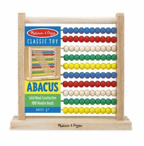 Melissa & Doug - Wooden Abacus
