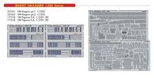 Eduard 1/350 IJN Kagero Destroyer Big-Ed Set # 5337