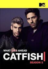 CATFISH : THE TV SERIES : SEASON 3 -  DVD - REGION 1 - Sealed