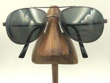 04b4e353817 Reptile Madagascar DGR Polynium Gunmetal Aviator Sunglasses Frames Japan